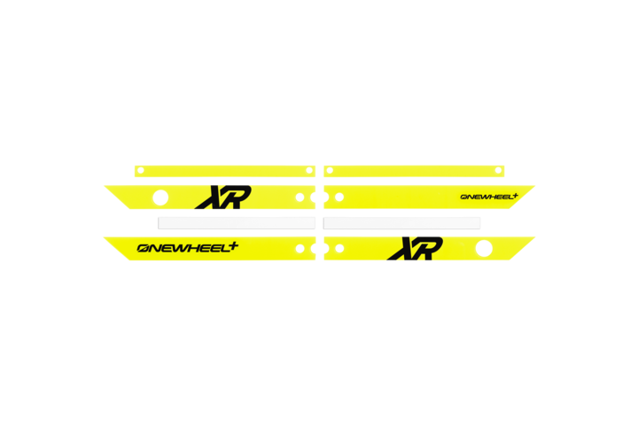 Onewheel Rail Guards XR-Electric Skateboard Parts-Onewheel-Fluorescent Yellow-Voltaire Cycles of Highlands Ranch Colorado
