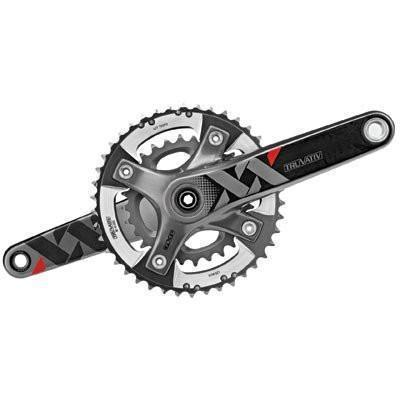SRAM XX 10-Speed Crank Truvativ-Bicycle Accessories-SRAM-Voltaire Cycles of Highlands Ranch Colorado