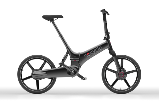GoCycle GXi The Fast Folders-Electric Bicycle-Gocycle-Black-Voltaire Cycles of Highlands Ranch Colorado