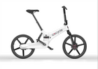 GoCycle GXi The Fast Folders-Electric Bicycle-Gocycle-White-Voltaire Cycles of Highlands Ranch Colorado