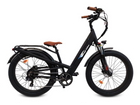 Bagi Bike B26 Fat Tire Cruiser-Electric Bicycle-Bagi Bike-Black-Voltaire Cycles of Highlands Ranch Colorado