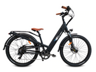 Bagi Bike B27 Comfort Cruiser Trail ST-Electric Bicycle-Bagi Bike-Black-Voltaire Cycles of Highlands Ranch Colorado