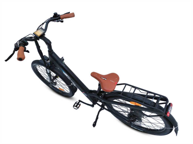 Bagi Bike B27 Comfort Cruiser Trail ST-Electric Bicycle-Bagi Bike-Voltaire Cycles of Highlands Ranch Colorado
