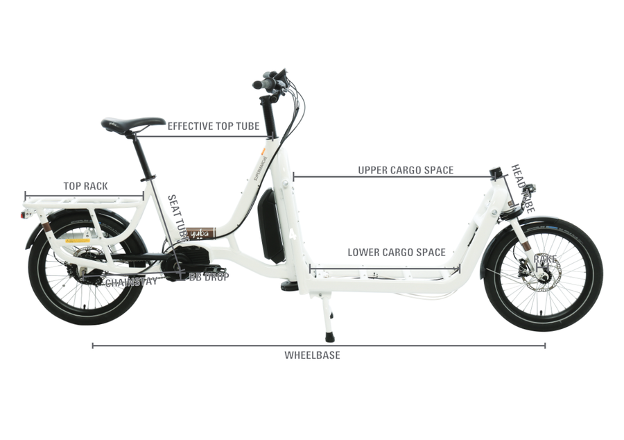 Yuba Electric Supermarché-Electric Bicycle-Yuba-Voltaire Cycles of Highlands Ranch Colorado