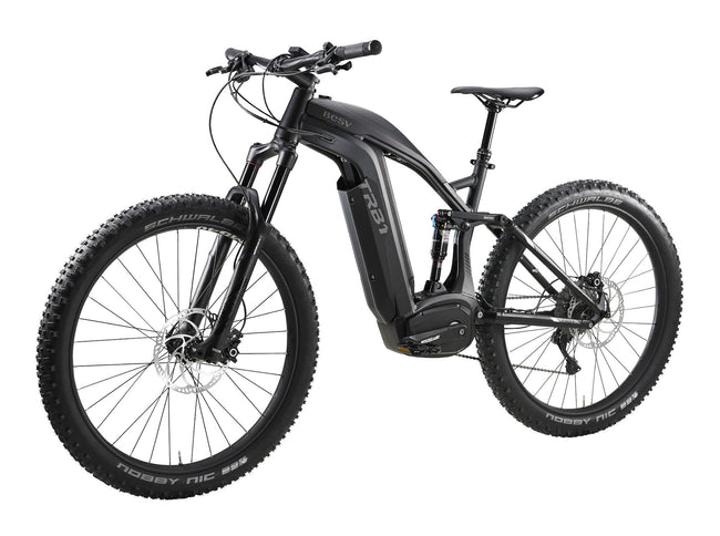 BESV TRB1 AM Electric Mountain Bicycle-Electric Bicycle-BESV-Blue-Voltaire Cycles of Highlands Ranch Colorado