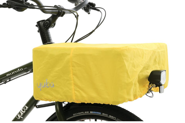Yuba - Bread Basket Cover Kit-Bicycle Accessories-Yuba-Voltaire Cycles of Highlands Ranch Colorado