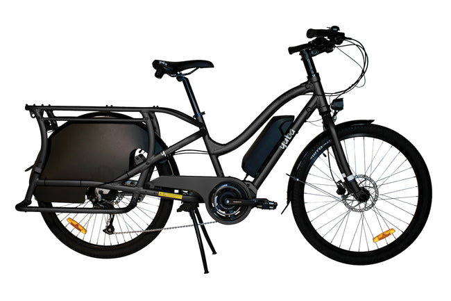 Yuba Electric Boda Boda-Electric Bicycle-Yuba-Black-Voltaire Cycles of Highlands Ranch Colorado