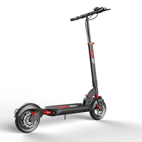 Zero 10 Electric Scooter-Electric Scooter-Zero-Voltaire Cycles of Highlands Ranch Colorado