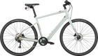 Cannondale Quick Neo SL2-Electric Bicycle-Cannondale-Sage Gray Small-Voltaire Cycles of Highlands Ranch Colorado
