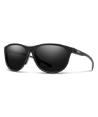 Smith Uproar Sunglasses-Eyewear-Smith Optics-Matte Black || ChromaPop Polarized Black-Voltaire Cycles of Highlands Ranch Colorado