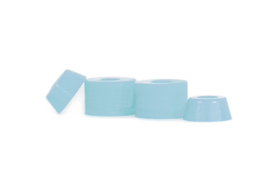 Evolve Performance Bushings Pack Single Set-Evolve-Light Blue 95a-Voltaire Cycles of Highlands Ranch Colorado