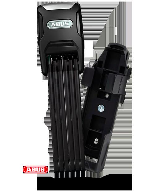 ABUS BORDO 6000A Bicycle Lock with Alarm-Bicycle Locks-Abus-Voltaire Cycles of Highlands Ranch Colorado