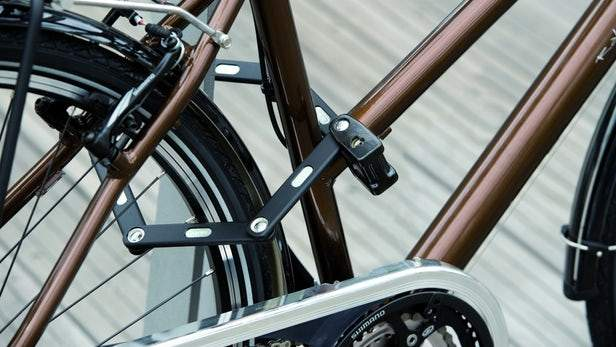 ABUS Bordo 6000 Folding Bicycle Lock-Bicycle Locks-Abus-Voltaire Cycles of Highlands Ranch Colorado