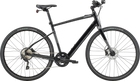 Cannondale Quick Neo SL1-Electric Bicycle-Cannondale-Black Pearl Large-Voltaire Cycles of Highlands Ranch Colorado