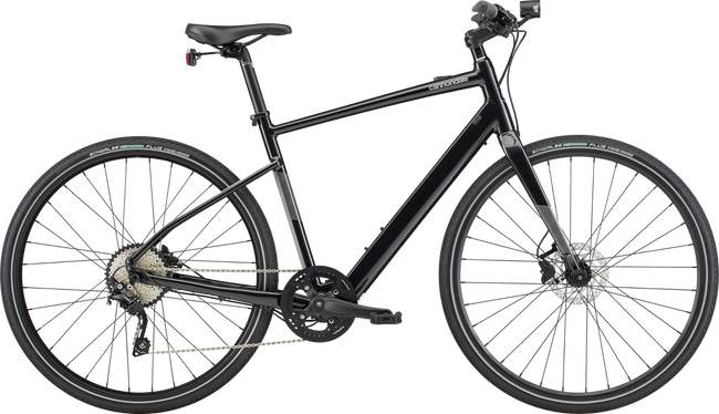 Cannondale Quick Neo SL 1-Electric Bicycle-Cannondale-Voltaire Cycles of Highlands Ranch Colorado