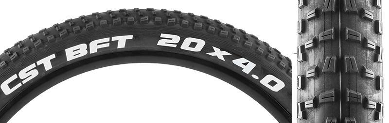 CSTP BFT+ 20 x 4.0 Tire-Voltaire Cycles of CO-Voltaire Cycles of Highlands Ranch Colorado