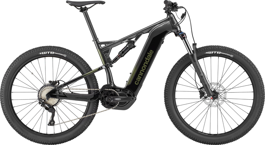 Cannondale Cujo NEO 130-Electric Bicycle-Cannondale-Graphite Medium-Voltaire Cycles of Highlands Ranch Colorado