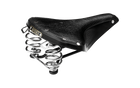 Brooks B67 Short Saddle-Saddles-Brooks England-Black-Voltaire Cycles of Highlands Ranch Colorado