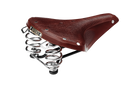 Brooks B67 Short Saddle-Saddles-Brooks England-Antique Brown-Voltaire Cycles of Highlands Ranch Colorado