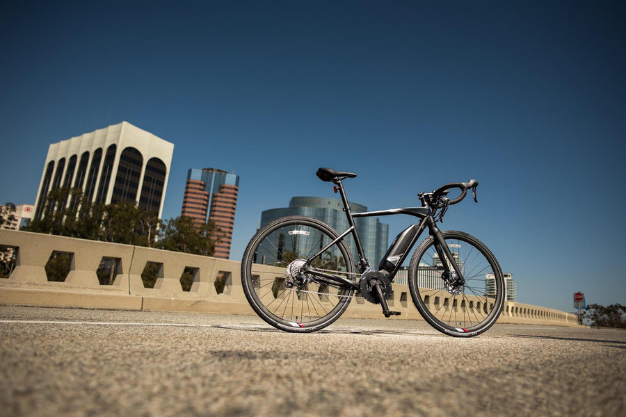 Yamaha Urban Rush E-Bike-Electric Bicycle-Yamaha-Voltaire Cycles of Highlands Ranch Colorado