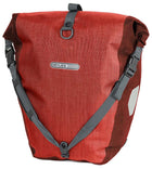 Ortlieb Back-Roller Plus (Pair)-Bicycle Panniers-Ortlieb-Signal Red-Chili-Voltaire Cycles of Highlands Ranch Colorado