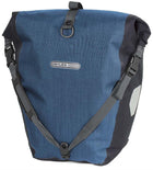 Ortlieb Back-Roller Plus (Pair)-Bicycle Panniers-Ortlieb-Denim-Steelblue-Voltaire Cycles of Highlands Ranch Colorado