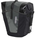 Ortlieb Back-Roller Pro Classic (Pair)-Bicycle Panniers-Ortlieb-Asphalt-Black-Voltaire Cycles of Highlands Ranch Colorado