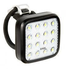 KNOG Blinder Mob Kid Grid Front Bicycle LIght-Bicycle Lights-KNOG-Voltaire Cycles of Highlands Ranch Colorado