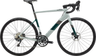 Cannondale SuperSix EVO NEO 2-Electric Bicycle-Cannondale-Sage Gray Medium-Voltaire Cycles of Highlands Ranch Colorado