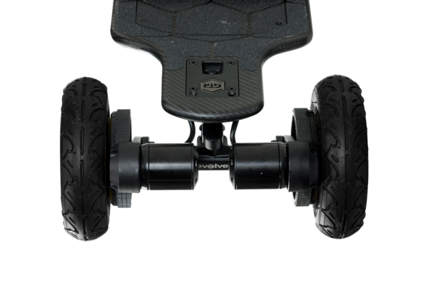 Evolve All Terrain (AT) Board Customizer-Electric Skateboard Parts-EVOLVE-Voltaire Cycles of Highlands Ranch Colorado