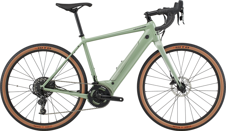 Cannondale Synapse NEO SE-Electric Bicycle-Cannondale-Agave Medium-Voltaire Cycles of Highlands Ranch Colorado