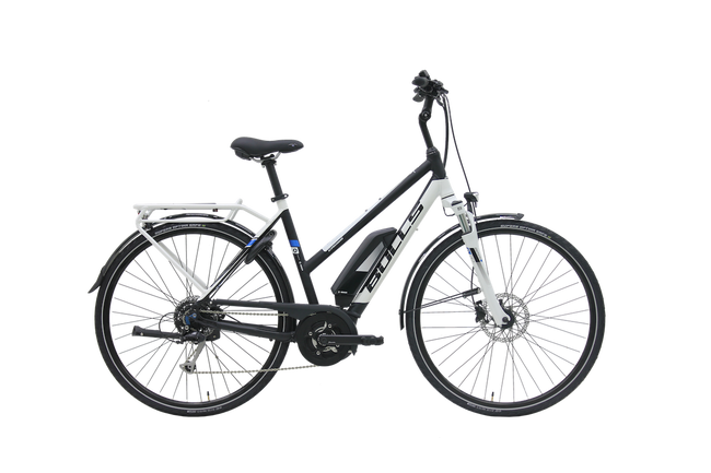 Bulls eURBAN Cross E8 Step-Thru Electric Bicycle-Electric Bicycle-Bulls-45cm-Voltaire Cycles of Highlands Ranch Colorado