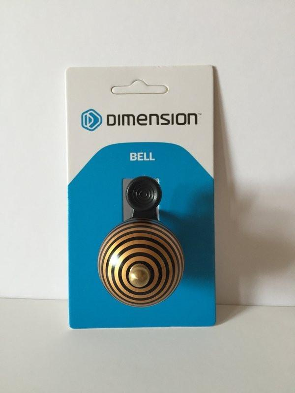Beehive Dimension Bicycle Bell-Bicycle Bells-Dimension-Voltaire Cycles of Highlands Ranch Colorado