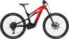 Cannondale Moterra NEO 2-Electric Bicycle-Cannondale-Acid Red Medium-Voltaire Cycles of Highlands Ranch Colorado
