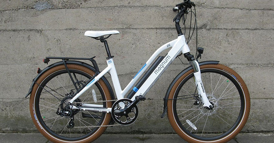 Magnum Ui6 Electric Bike-Electric Bicycle-Magnum-Voltaire Cycles of Highlands Ranch Colorado
