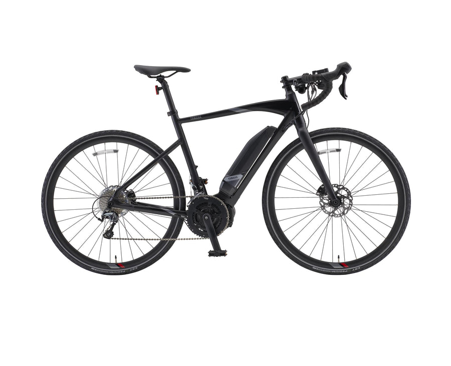 Yamaha Urban Rush E-Bike-Electric Bicycle-Yamaha-Medium (55 cm)-Onyx-Voltaire Cycles of Highlands Ranch Colorado
