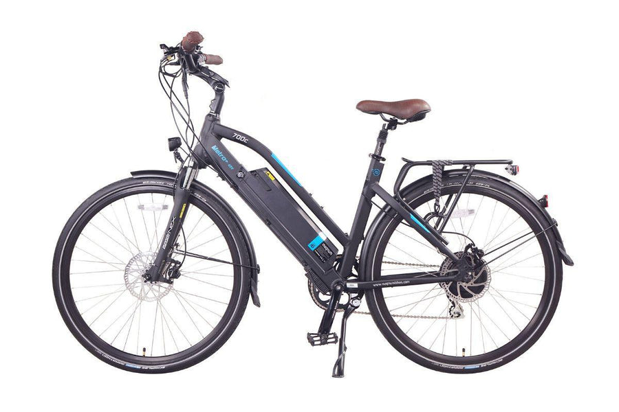 Magnum Metro+ 700c-Electric Bicycle-Magnum-Low Step-Voltaire Cycles of Highlands Ranch Colorado