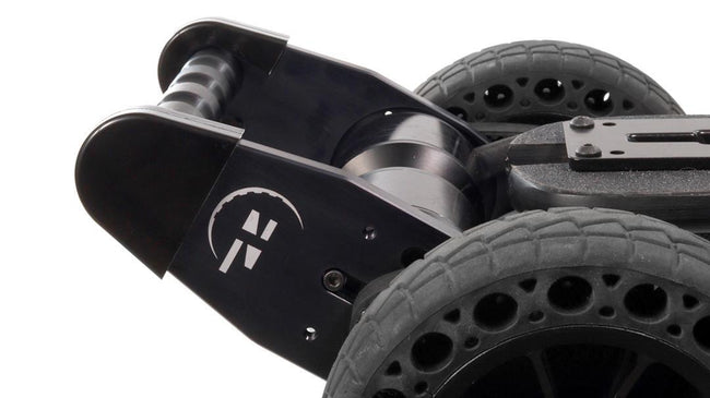 Nebula - Clencher Motor Mount System-Electric Skateboard Parts-Nebula-Voltaire Cycles of Highlands Ranch Colorado