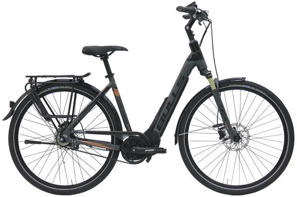Bulls eSpeed Cross Mover Wave Electric Bicycle-Electric Bicycle-Bulls-Voltaire Cycles of Highlands Ranch Colorado