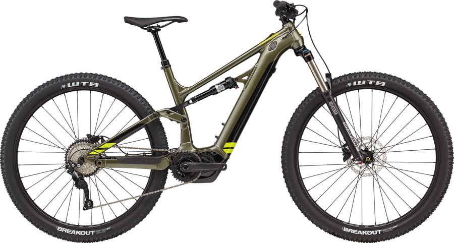 Cannondale Moterra Neo 5-Electric Bicycle-Cannondale-Mantis XL-Voltaire Cycles of Highlands Ranch Colorado