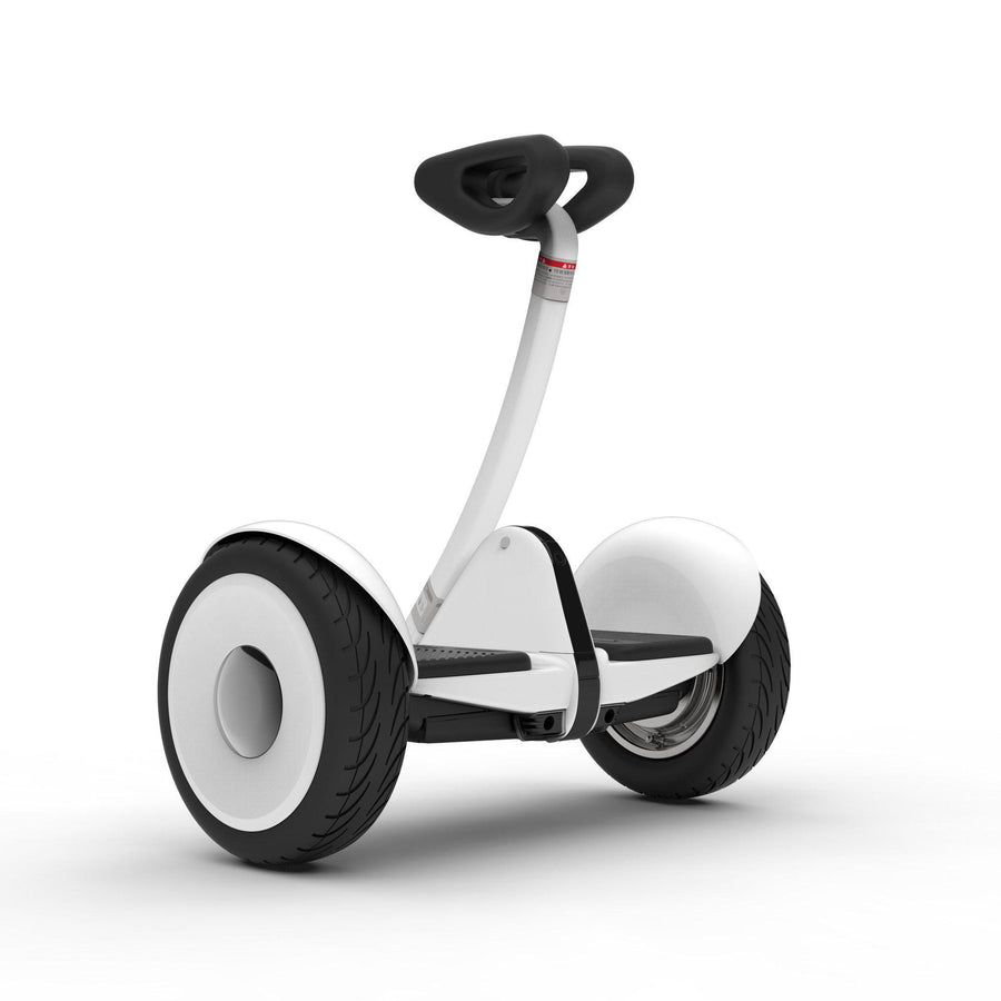 Segway Ninebot S Self-Balance Electric Mobility-Electric Scooter-Segway-White-Voltaire Cycles of Highlands Ranch Colorado