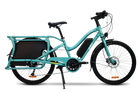Yuba Electric Boda Boda-Electric Bicycle-Yuba-Aqua-Voltaire Cycles of Highlands Ranch Colorado