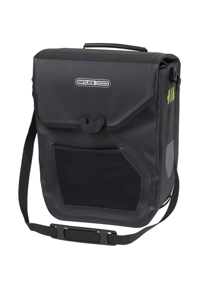 Ortlieb E-Mate Bag-Bags-Ortlieb-Black-Voltaire Cycles of Highlands Ranch Colorado