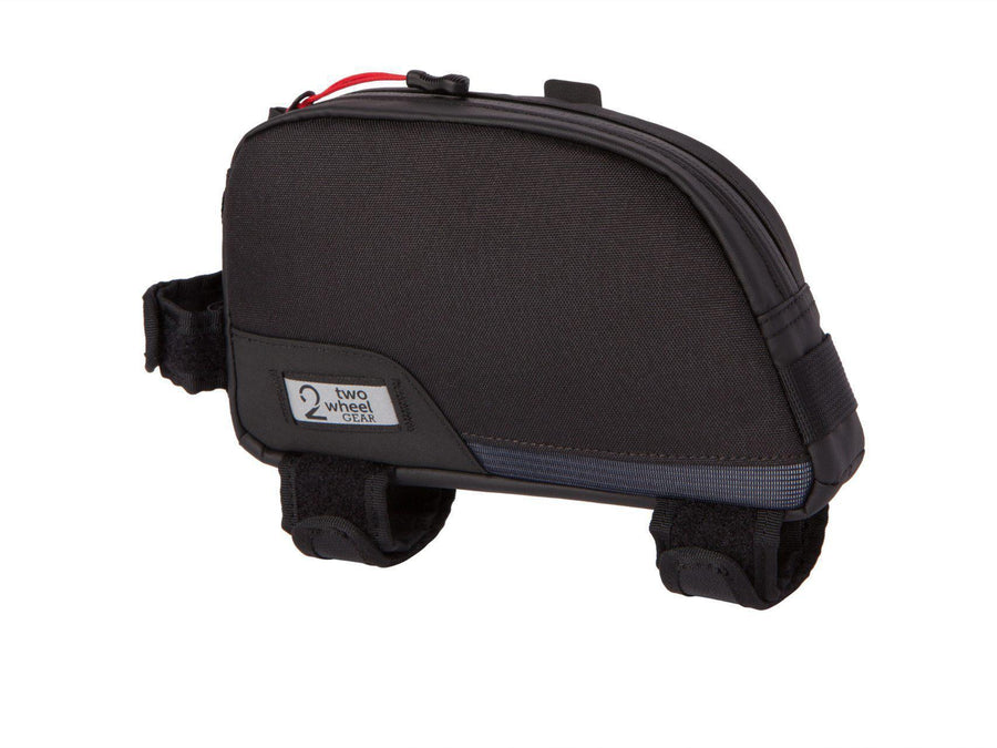 Two Wheel Gear Commute Top Tube Bag-Two Wheel Gear-Black-Voltaire Cycles of Highlands Ranch Colorado