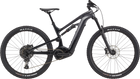 Cannondale Moterra NEO 3-Electric Bicycle-Cannondale-Matte Black Medium-Voltaire Cycles of Highlands Ranch Colorado