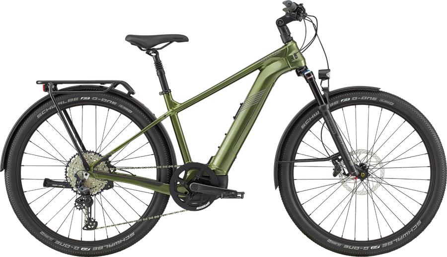 Cannondale Tesoro NEO X 1-Electric Bicycle-Cannondale-Mantis Medium-Voltaire Cycles of Highlands Ranch Colorado