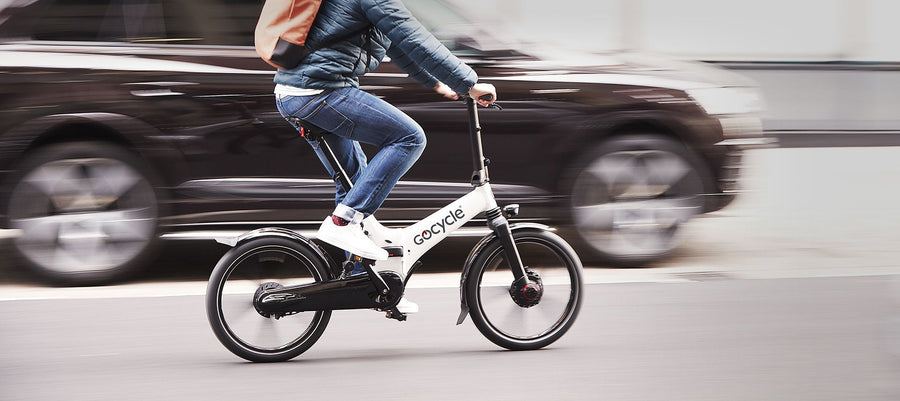 Gocycle GX The Fast Folder-Electric Bicycle-Gocycle-Voltaire Cycles of Highlands Ranch Colorado