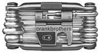 CrankBrothers M19 Multitool-Bicycle Tools-CrankBrothers-Nickel-Voltaire Cycles of Highlands Ranch Colorado
