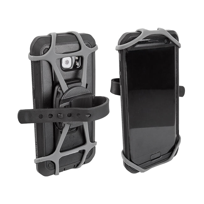 Wraptor Rotating Smartphone Bar Mount-Bicycle Phone Mounts-jbi-Voltaire Cycles of Highlands Ranch Colorado