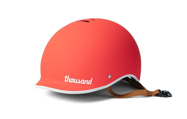 Thousand Helmet Summer Collection-Helmets-Thousand-DayBreak Red-Small-Voltaire Cycles of Highlands Ranch Colorado
